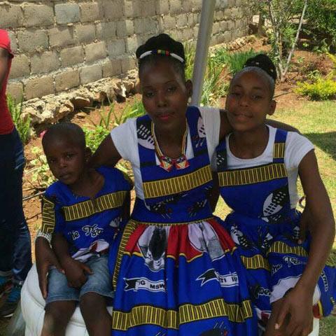"""Busisiwe """"Busi"""" Mkhombo"""
